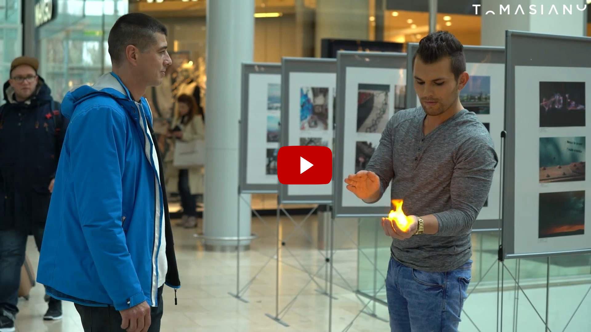 kouzelník tomasiano promo videa 1