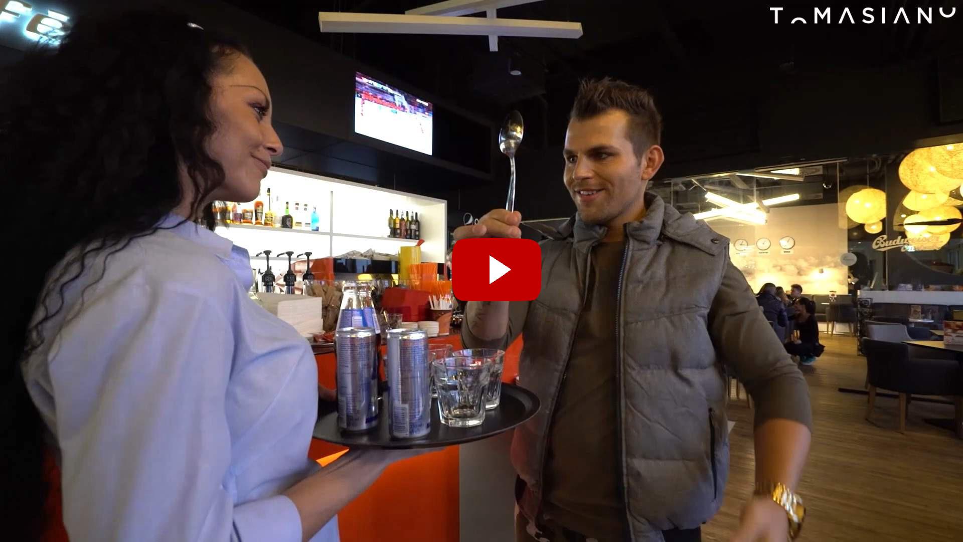 kouzelník tomasiano promo videa 2 Lucie Bílá