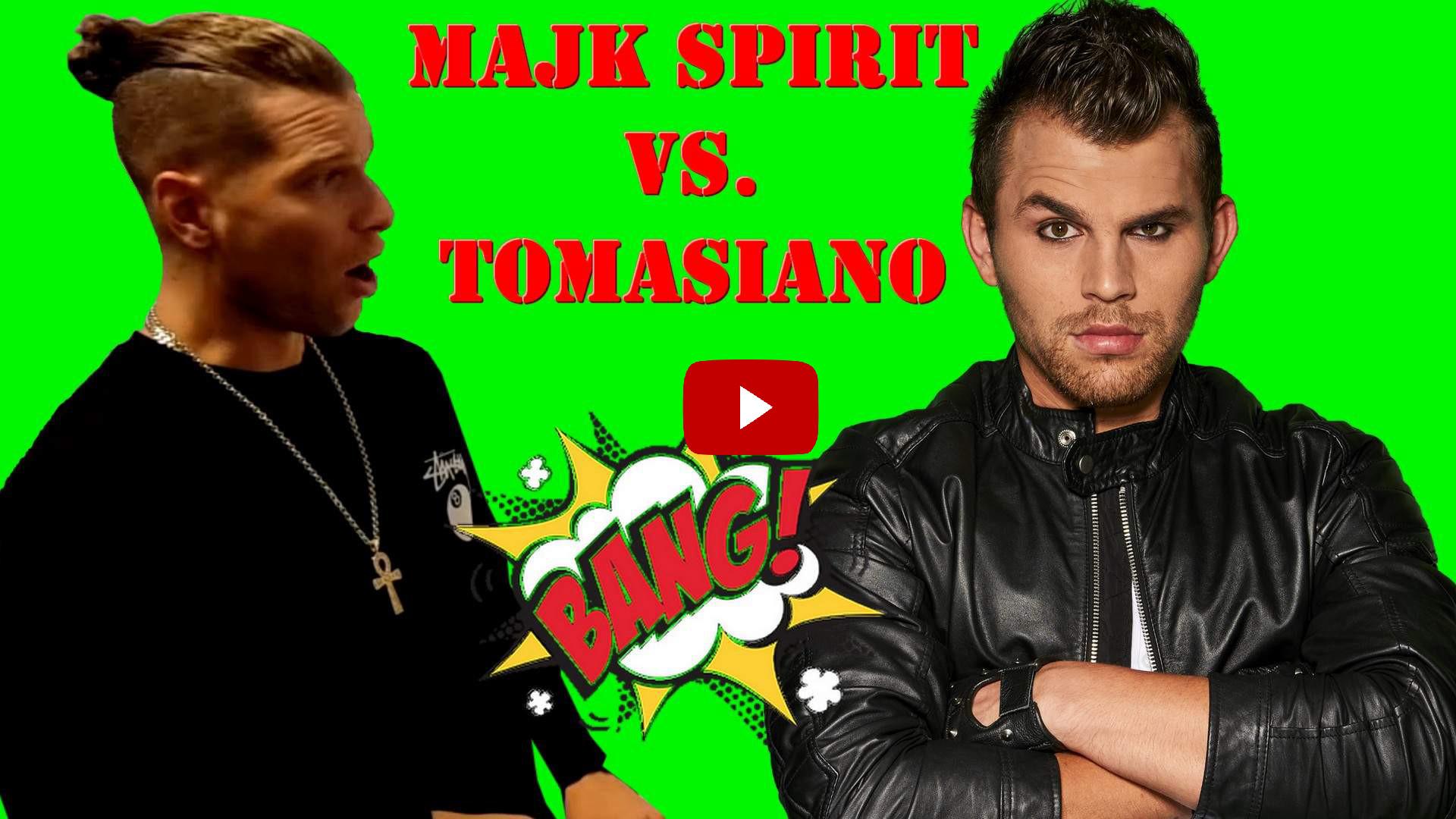 kouzelník tomasiano vip spirit