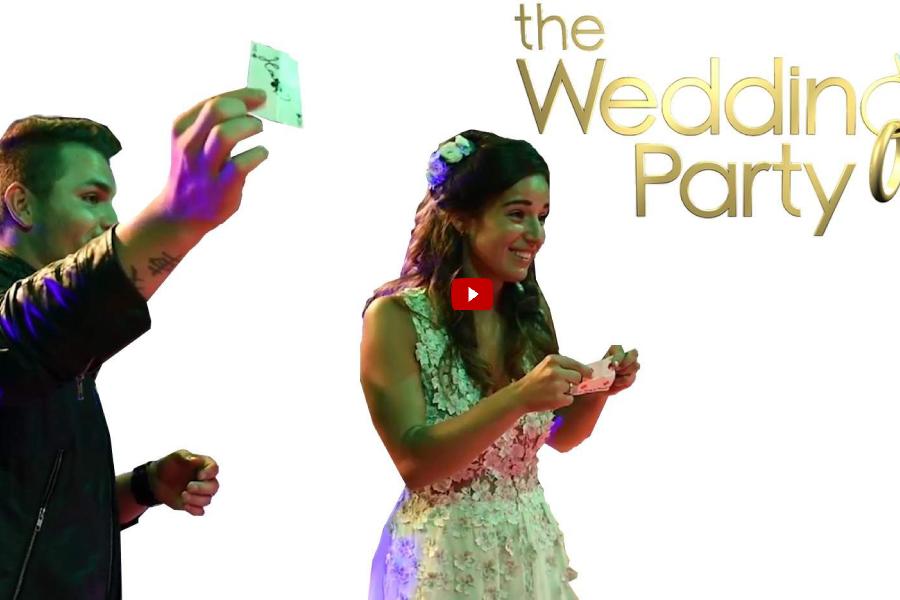 kouzelník tomasiano typ akce svatby