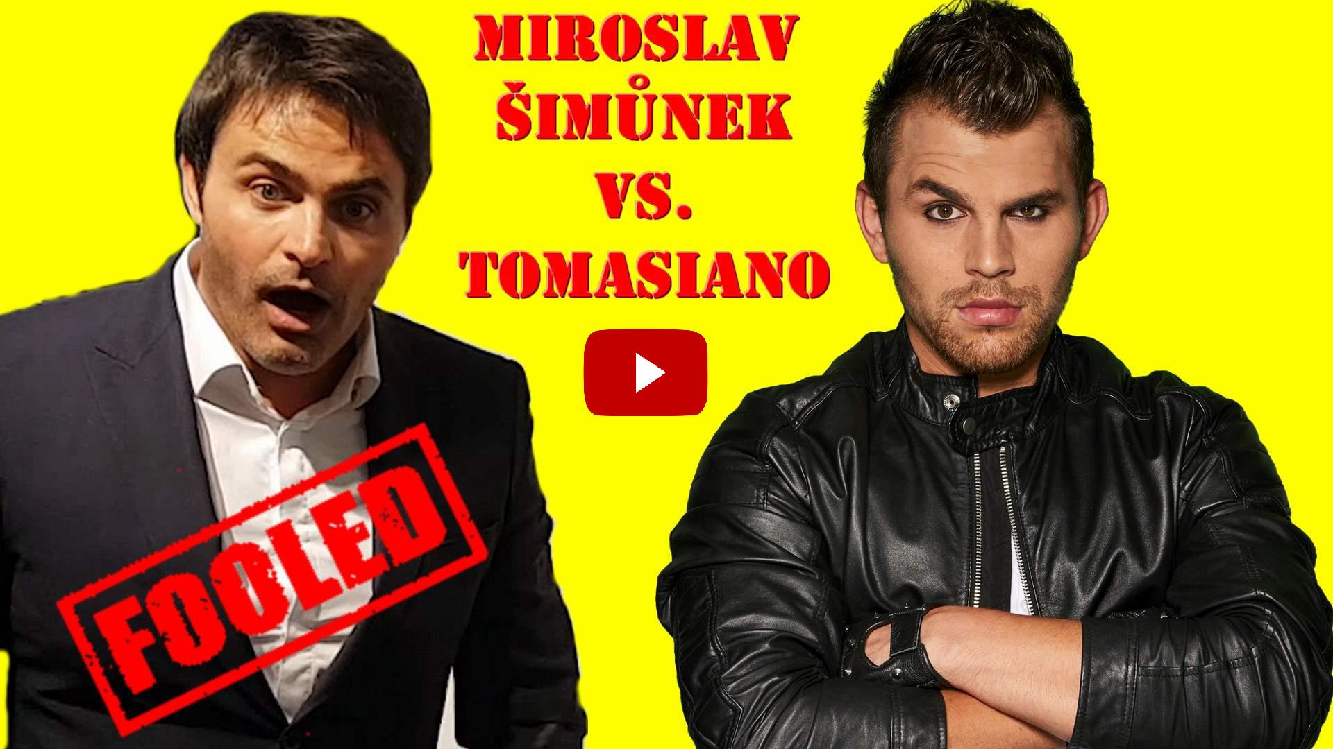 kouzelník tomasiano video vip šimůnek úpr